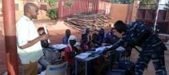 Art, sport, musique et jardinage – Niger – RÉALISÉ
