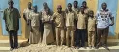 Construction de latrines au Collège de Poulallé – Burkina Faso